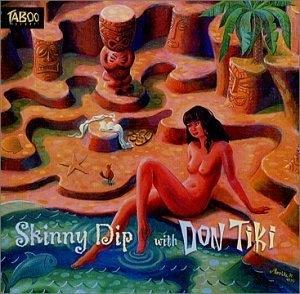 Skinny Dip With Don Tiki album cover