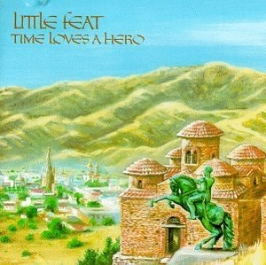 Time Loves A Hero album cover