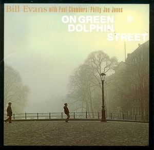 On Green Dolphin Street album cover