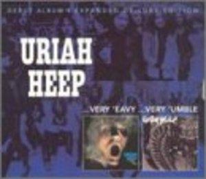 Very 'eavy Very 'umble (Exp) album cover