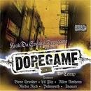 Dopegame: The Comp album cover