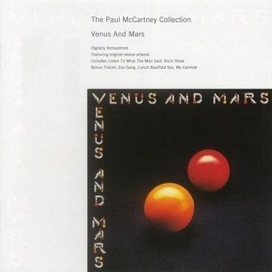 Venus And Mars (Exp) album cover