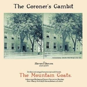 The Coroner's Gambit album cover