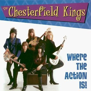 Where The Action Is album cover