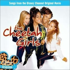 The Cheetah Girls: Songs From The Disney Channel Original Movie album cover