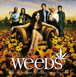 Weeds: Music From The Showtime Original Series, Vol.2 album cover
