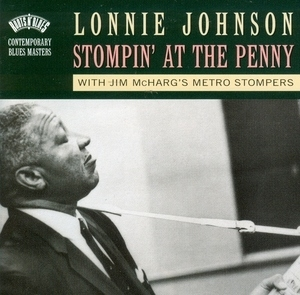Stompin' At The Penny album cover