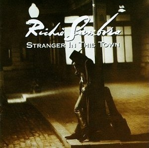 Stranger In This Town album cover