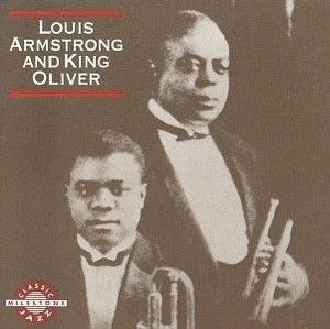 Louis Armstrong And King Oliver album cover