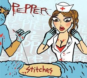 Stitches (EP) album cover