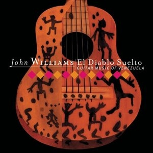 El Diablo Suelto: Guitar Music Of Venezuela album cover