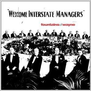 Welcome Interstate Managers album cover