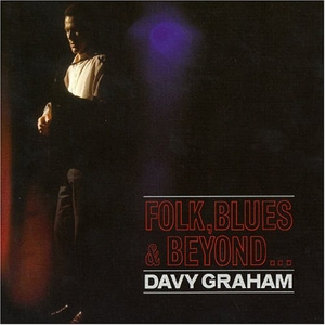 Folk, Blues & Beyond album cover