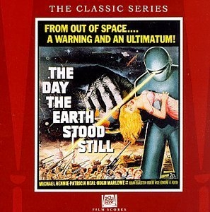 The Day The Earth Stood Still (Movie Soundtrack) album cover
