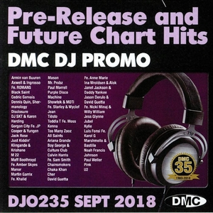 DMC DJ Promo, Vol. 235 (September 2018): Pre-Release And Future Chart Hits album cover