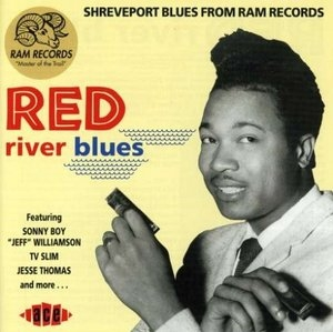 Red River Blues album cover