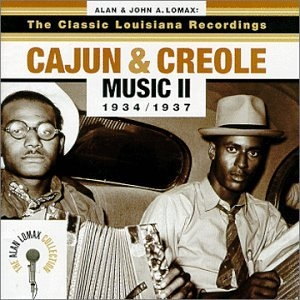 Cajun And Creole Music, Vol. 2: 1934-1937 album cover