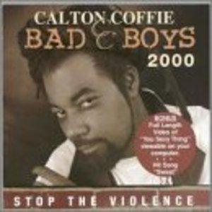 Bad Boys 2000 album cover