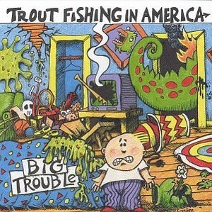Big Trouble album cover