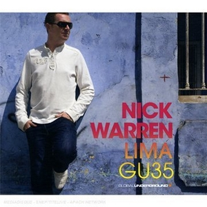 Global Underground 35: Lima album cover