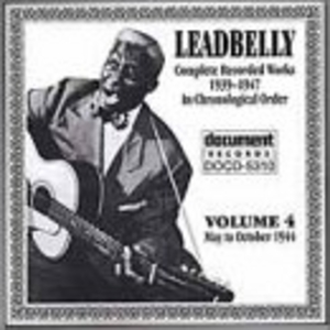 Complete Recorded Works Vol.4 (1944) album cover