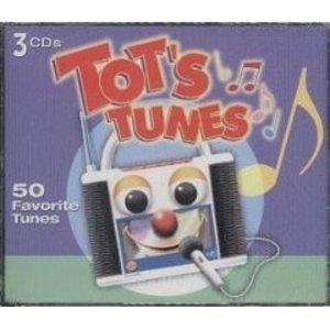 Tot's Tunes: 50 Favorite Tunes album cover