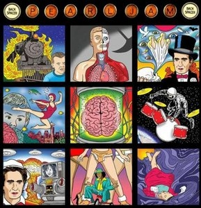 Backspacer album cover