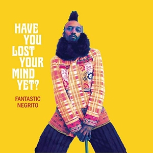 Have You Lost Your Mind Yet? album cover