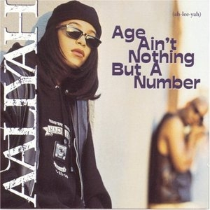 Age Ain't Nothing But A Number album cover