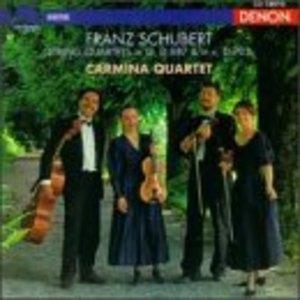 Schubert: String Quartets album cover