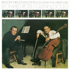 Bach: The Three Sonatas For Viola Da Gamba And Harpsichord album cover