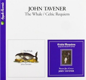 The Whale~ Celtic Requiem album cover