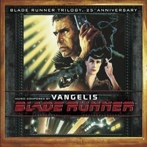 Blade Runner Trilogy: 25th Anniversary album cover