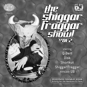 The Shiggar Fraggar Show!, Vol. 2 album cover