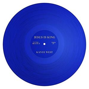 JESUS IS KING album cover
