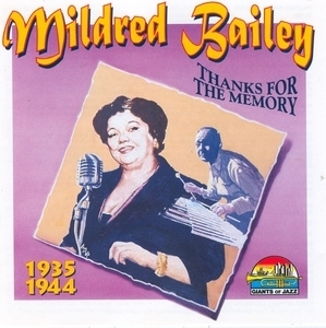 1935-1944-Thanks For The Memory album cover