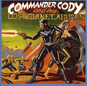 Commander Cody And His Lost Planet Airmen album cover