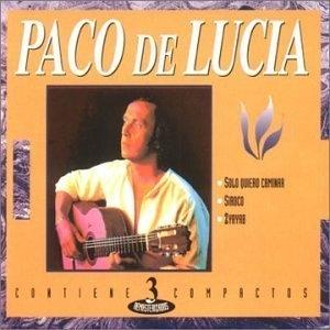 Paco De Lucia En Vivo Desde El Teatro Real~ Passion, Grace And Fire~ Live...One Summer Night album cover