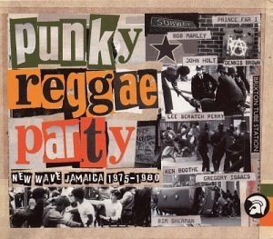 Punky Reggae Party: New Wave Jamaica 1975-1980 album cover