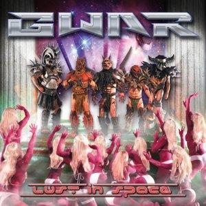 Lust In Space album cover