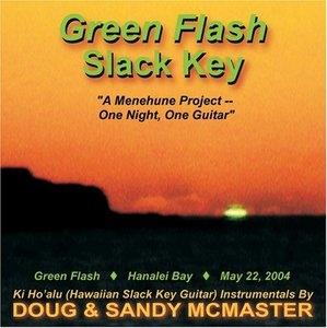 Green Flash Slack Key album cover