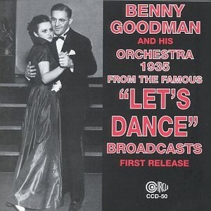 1935-From The Famous Let's Dance Live Broadcasts album cover