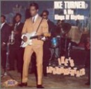 Ike's Instrumentals album cover