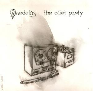 The Quiet Party  (EP) album cover