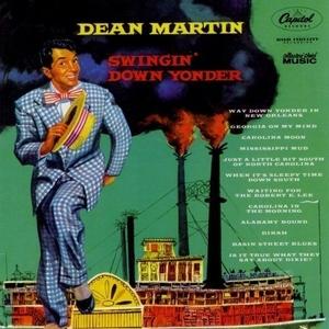 Swingin' Down Yonder album cover