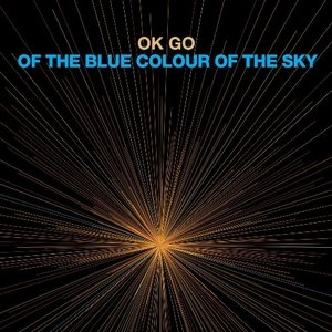 Of The Blue Colour Of The Sky album cover