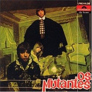 Os Mutantes album cover