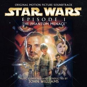 Star Wars Episode I: The Phantom Menace (Original Motion Picture Soundtrack) album cover