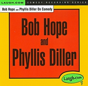 Bob Hope And Phyllis Diller On Comedy album cover
