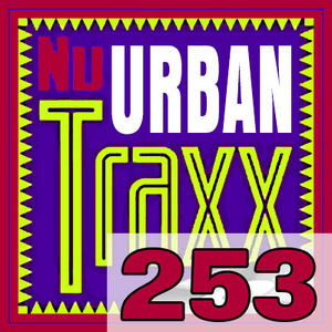 ERG Music: Nu Urban Traxx, Vol. 253 (October 2018) album cover